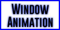 Window Animations